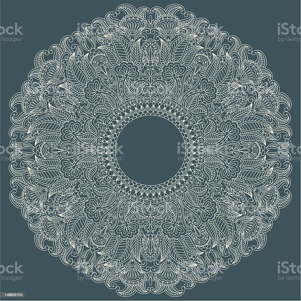 Vector ornament. royalty-free vector ornament stock vector art & more images of arabic style