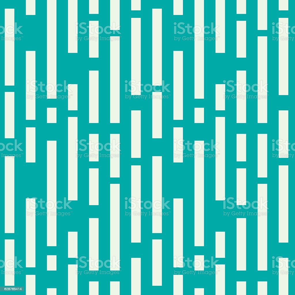 Vector ornamental continuous background made using parallel lines vector art illustration