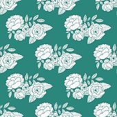 Vector other flowers seamless decorative patternVector other flowers seamless decorative pattern