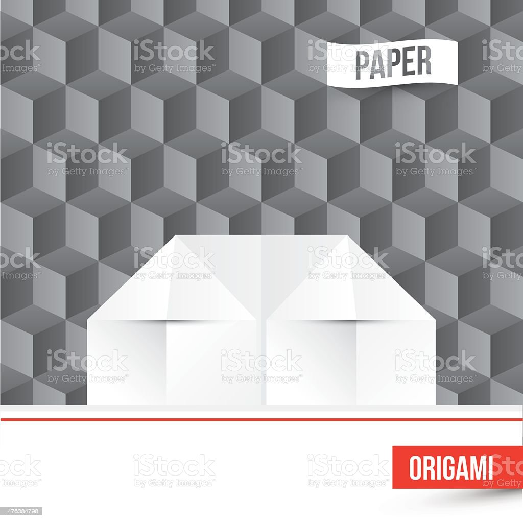 How to Fold Origami Paper Cubes - Frugal Fun For Boys and Girls | 1022x1024