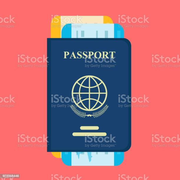 Vector passport with tickets vector id923348446?b=1&k=6&m=923348446&s=612x612&h=f9tq13lsgvduocrzvdgsxme27tjqy6lgceyjksajlti=