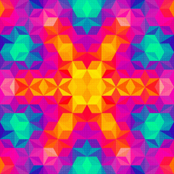 Vektor-Muster-Hintergrund – Vektorgrafik