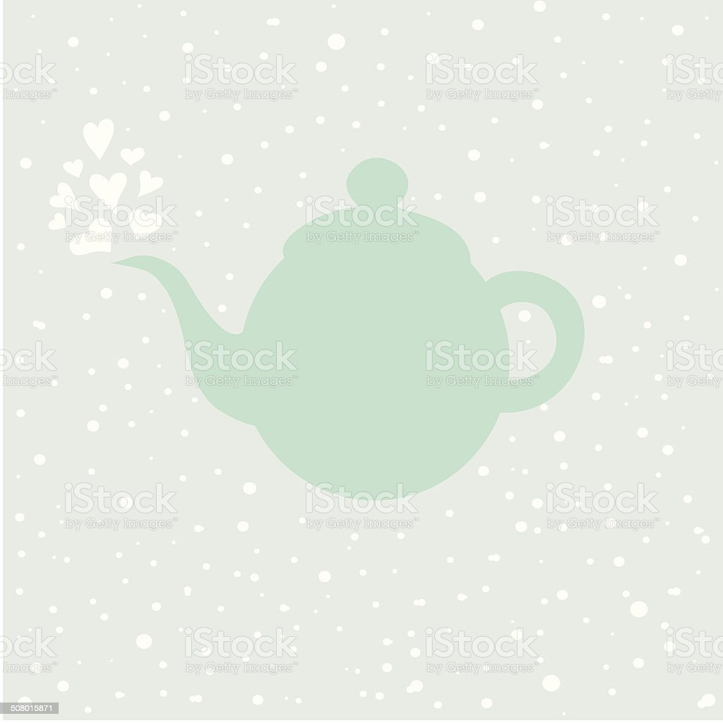 Vector pattern of tea time royalty-free vector pattern of tea time stock vector art & more images of abstract