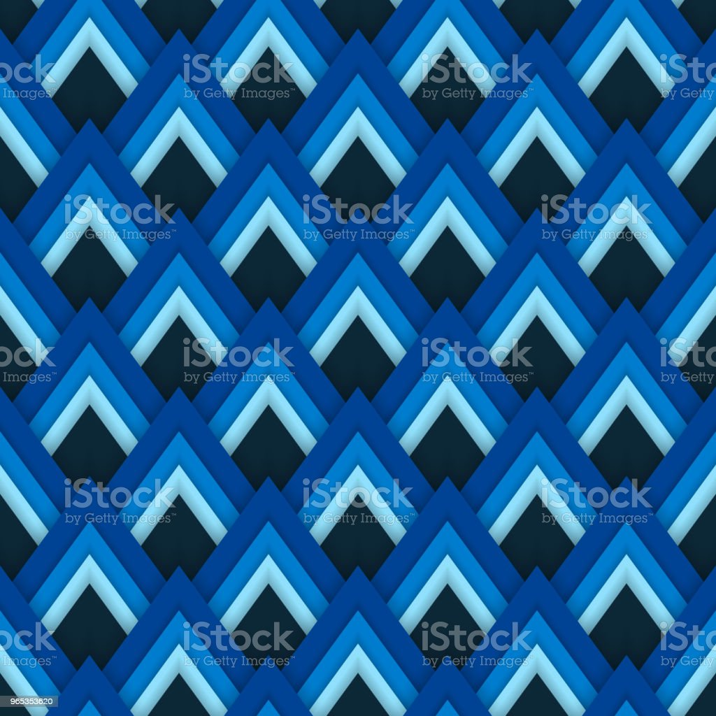 Vector pattern seamless pattern with blue rhombuses royalty-free vector pattern seamless pattern with blue rhombuses stock vector art & more images of abstract