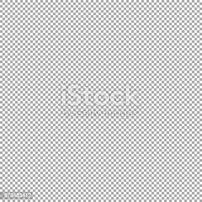 Vector Pattern Seamless White And Gray As Checkerboard Transparent ...