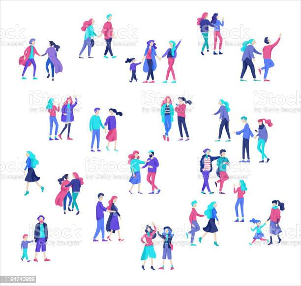 Vector people character walking on the street in autumn or winter vector id1194240989?b=1&k=6&m=1194240989&s=612x612&h=2pzdjbil6vw7 d6y3zk4n2shaspnzdhopbmyzaaojvo=