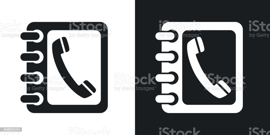 Phone Book Icons