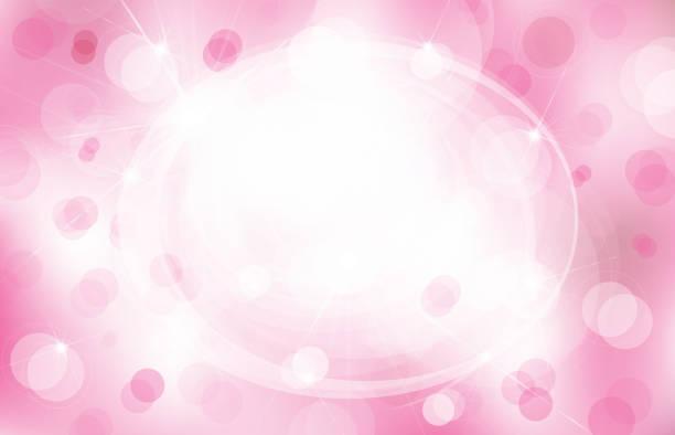 bildbanksillustrationer, clip art samt tecknat material och ikoner med vector rosa bokeh bakgrund. - rosa bakgrund