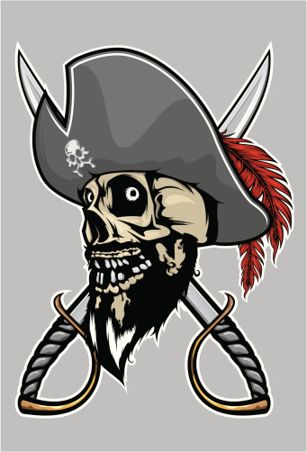 vector pirate