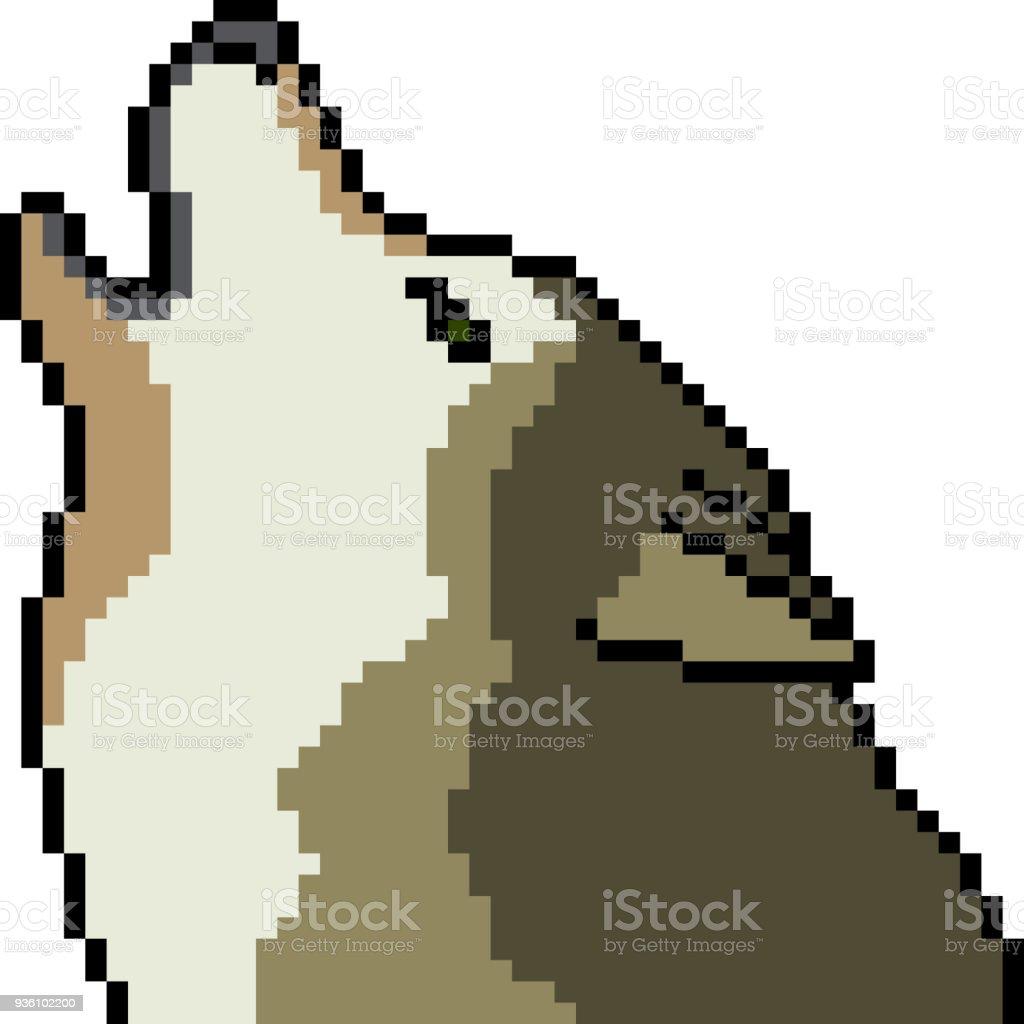 Dessin Animé Isolé Vecteur Pixel Art Vecteurs Libres De Droits Et Plus Dimages Vectorielles De Art