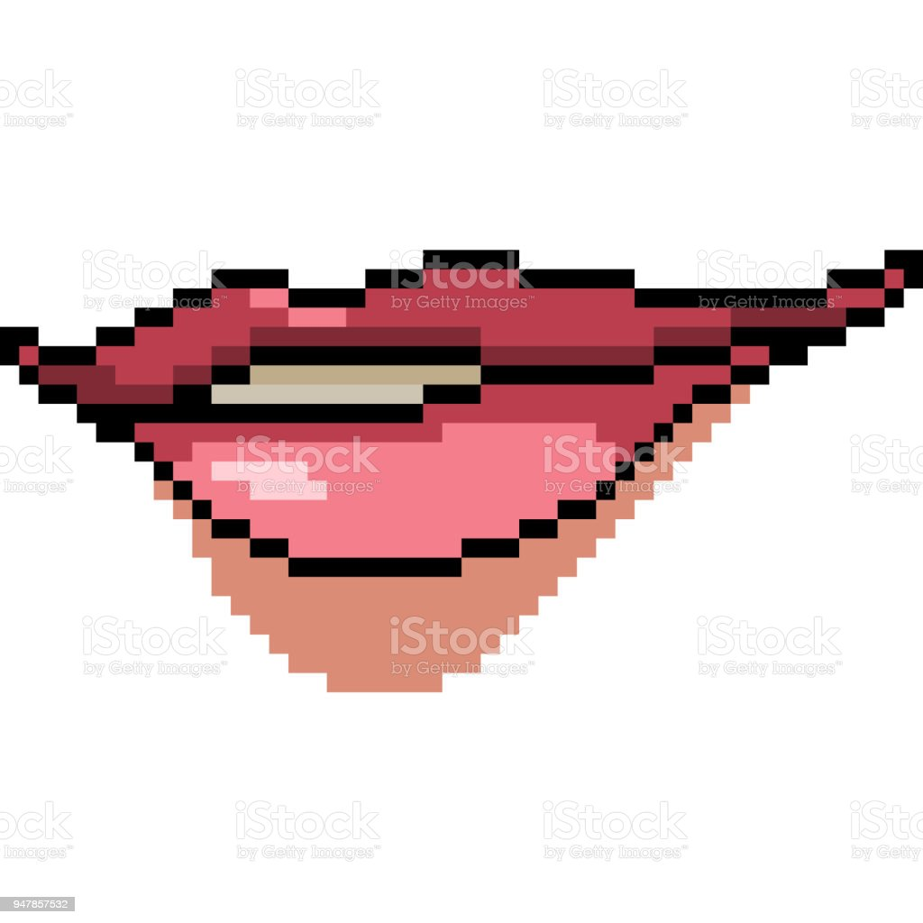 Dessin Animé Isolé Vecteur Pixel Art Cliparts Vectoriels Et Plus D