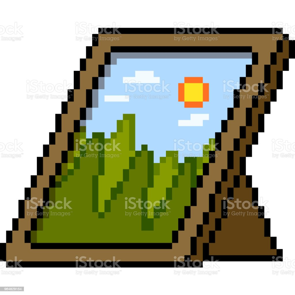 vector pixel art isolated cartoon royalty-free vector pixel art isolated cartoon stock vector art & more images of art