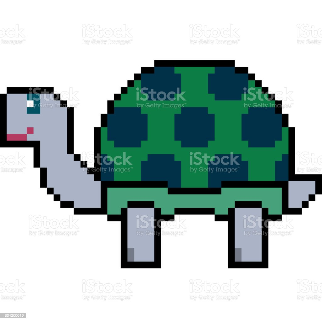 vector pixel art vector art illustration