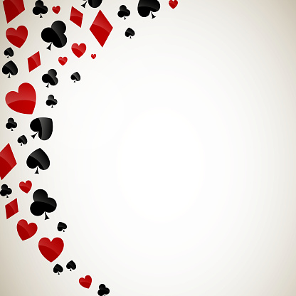 Vector Playing Card Suits