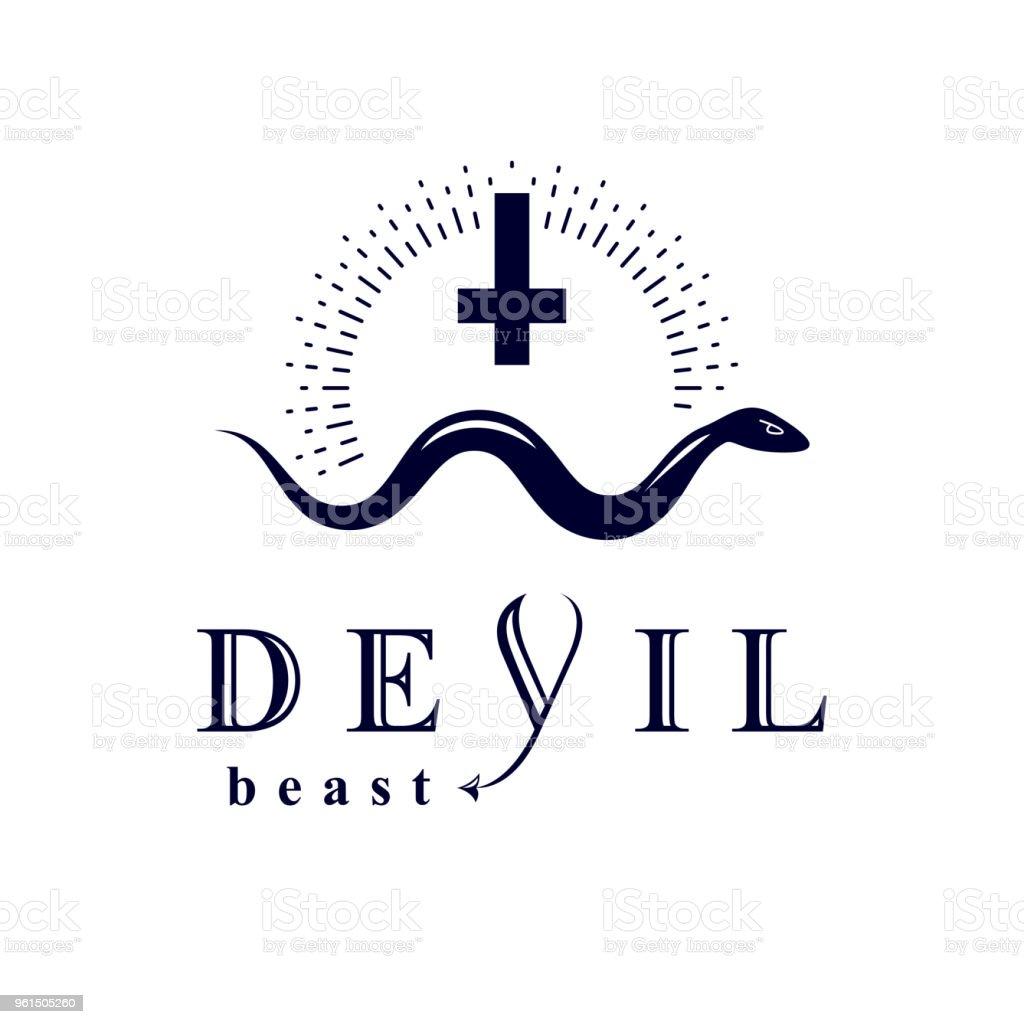 Bildergebnis für snake sign for devil image