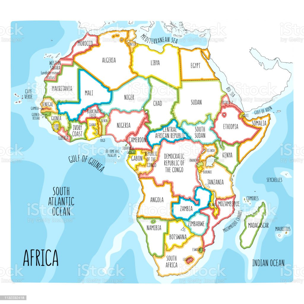 map of africa with labels Bru Npz0ymjpsm map of africa with labels