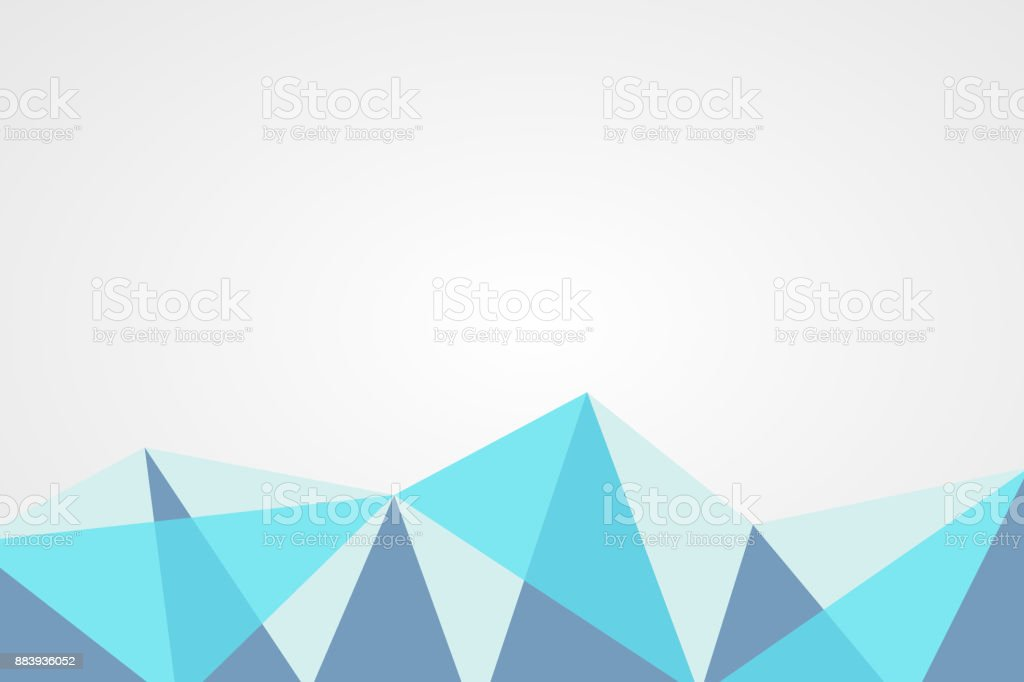 vector polygonal blue gray pattern abstract background