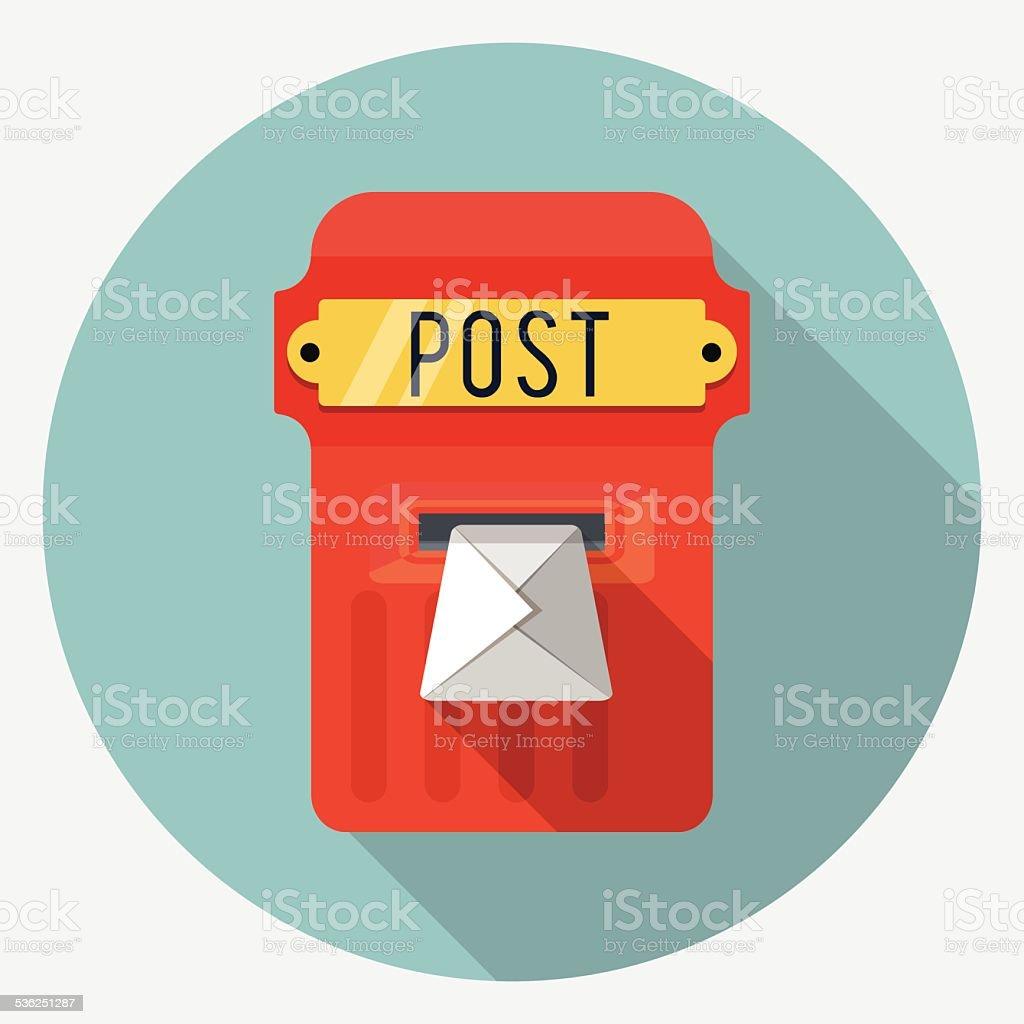 ic ne de vecteur de bo te postale cliparts vectoriels et plus d 39 images de 2015 536251287 istock. Black Bedroom Furniture Sets. Home Design Ideas