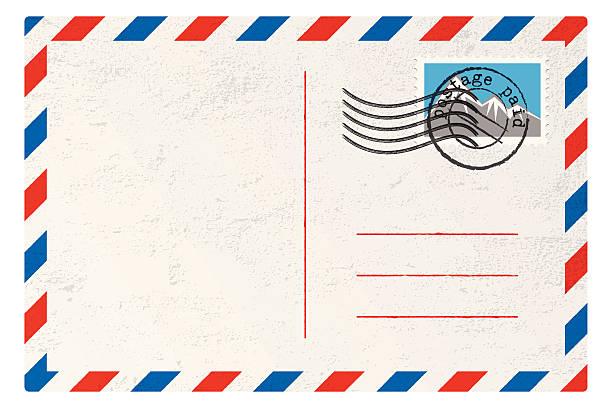 vector postcard - postcard 幅插畫檔、美工圖案、卡通及圖標