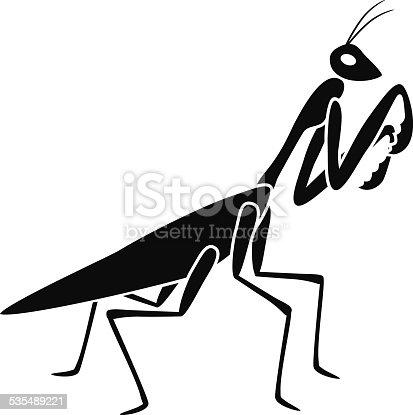 Praying Mantis Clipart Free Download