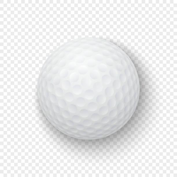 Golf Ball Vector Art Graphics Freevector Com