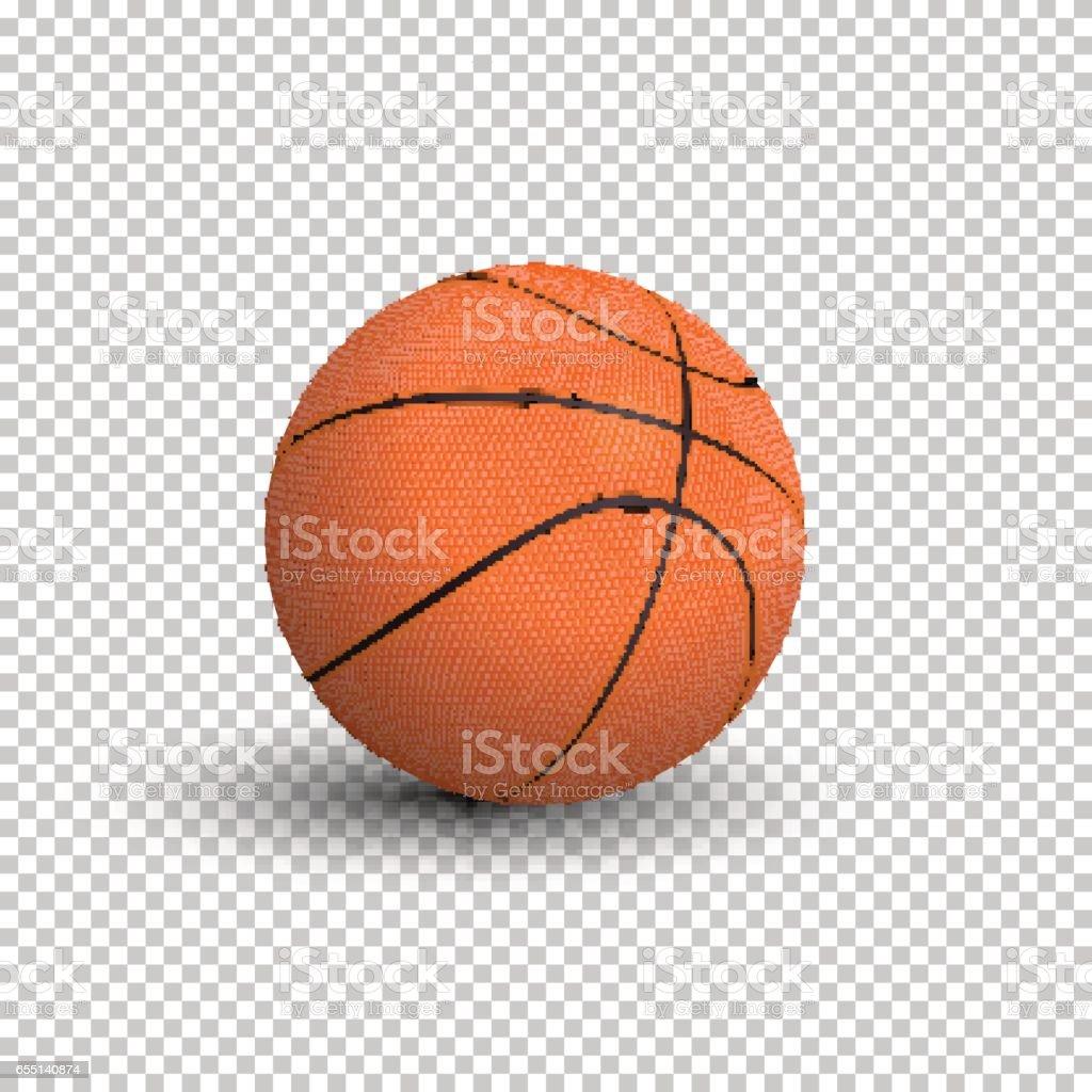 Basketball Emoji Background
