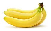 istock Vector realistic bunch of banana 1309880364