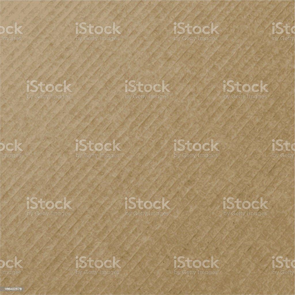 vector realistic cardboard texture royalty-free stock vector art
