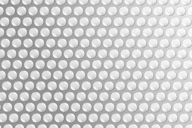 vector realistic isolated bubble wrap background for decoration and covering. - aluminum foil roll stock illustrations, clip art, cartoons, & icons