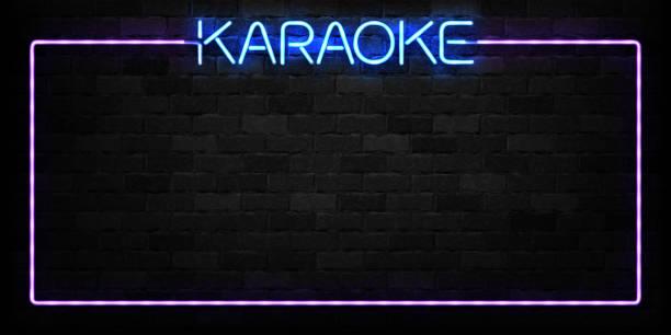 Best Karaoke Bar Illustrations, Royalty-Free Vector Graphics