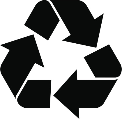 Vector Recycling Symbol