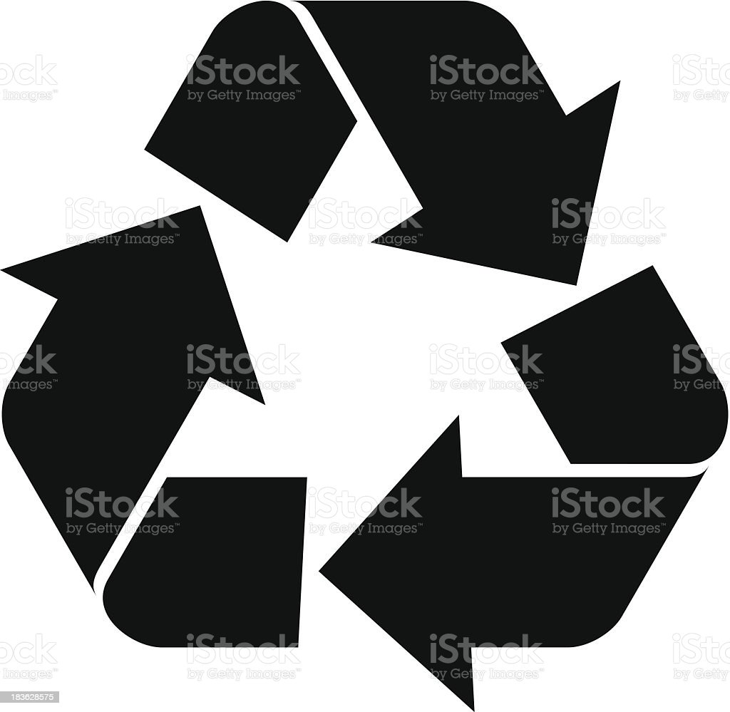 royalty free recycling symbol clip art vector images rh istockphoto com recycle symbol clip art black and white recycling symbol clip art
