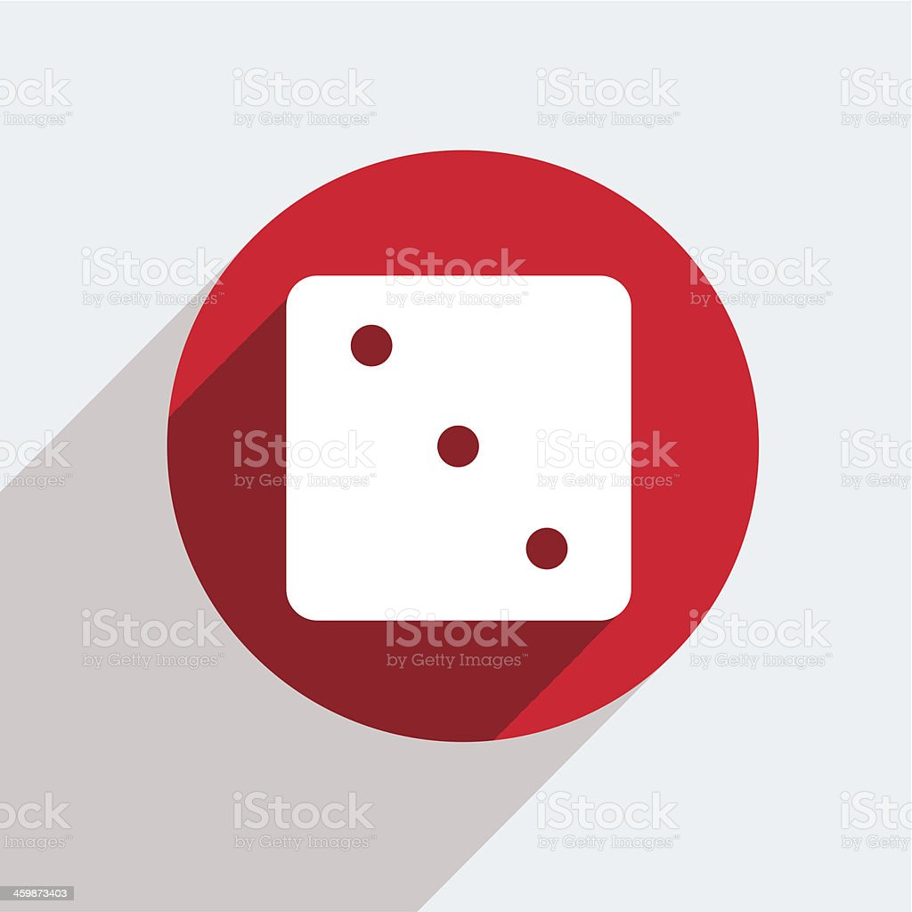 Vector red circle icon  on gray background. Eps10 royalty-free vector red circle icon on gray background eps10 stock vector art & more images of abstract
