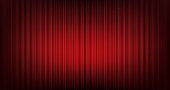 Vector red curtain background,modern style.