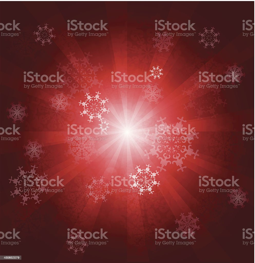 Vector red snowflakes background royalty-free vector red snowflakes background stock vector art & more images of abstract
