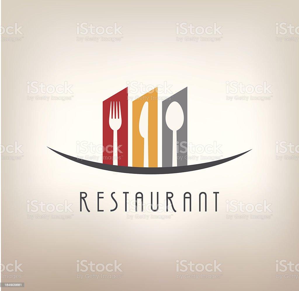 Vector restaurant menu design vector art illustration