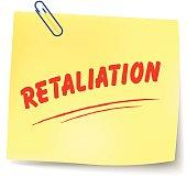 Vector retaliation message