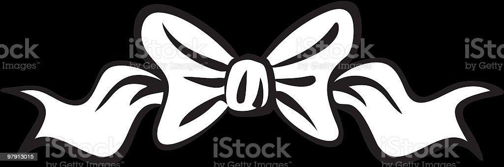 Vector Ribbon Bow royalty-free vector ribbon bow stock vector art & more images of art