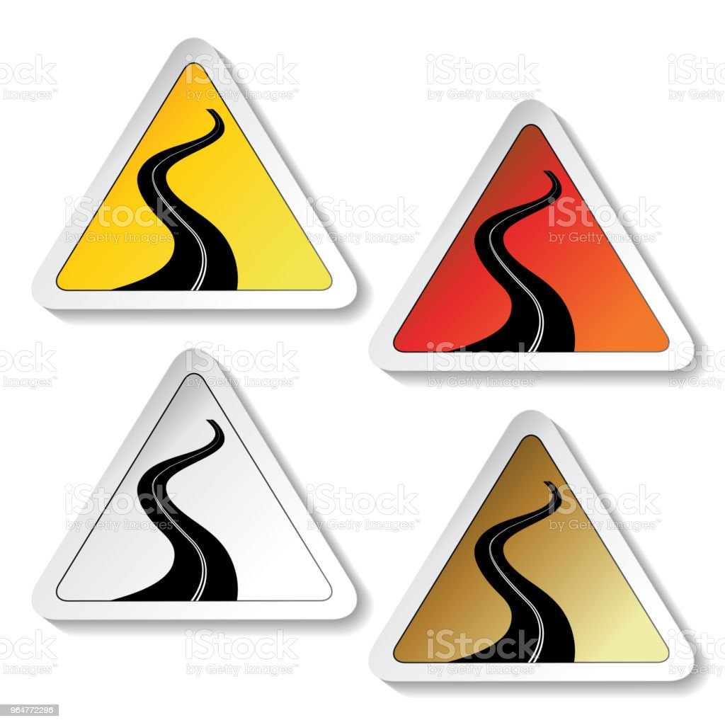 Vector road sign, symbol royalty-free vector road sign symbol stock vector art & more images of adhesive note