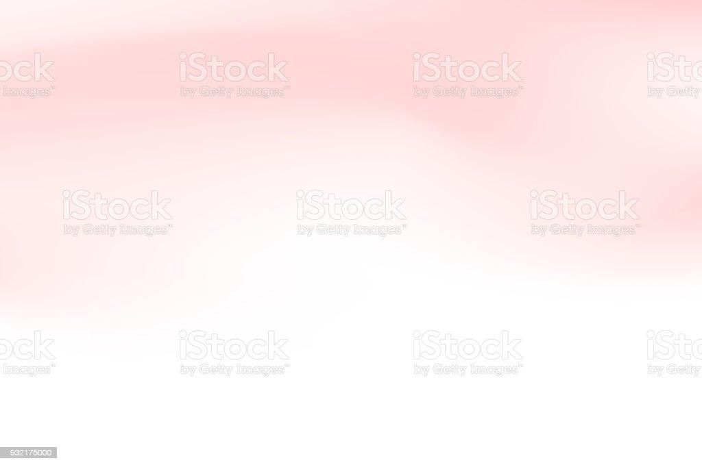 Vector Rose Gold Floue Fond Style De Degrade Abstract Illustration