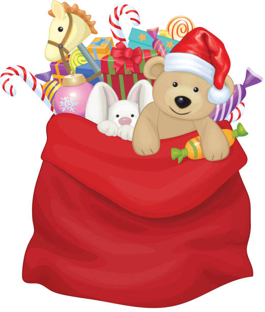 Toys For Tots Clipart : Toys clip art vector images illustrations istock