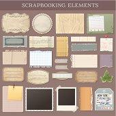 Vector Scrapbooking Elements