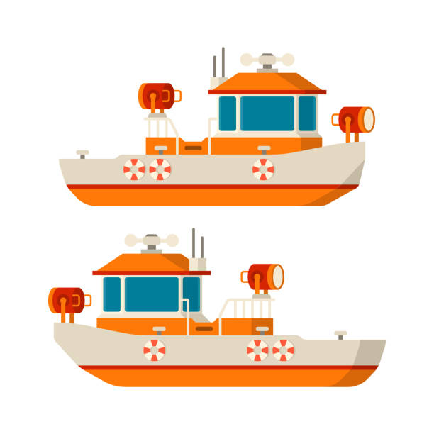 Top 30 Background Of A Life Raft Clip Art, Vector Graphics