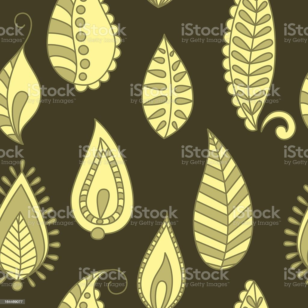 Vector seamless background royalty-free stock vector art