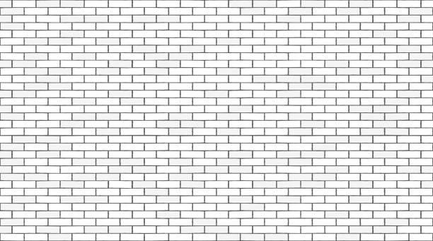 Fond de mur brique sans soudure Vector - Illustration vectorielle