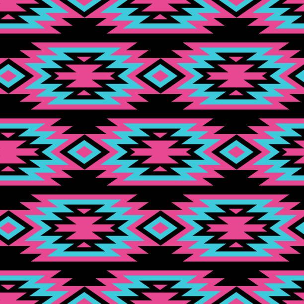 Clip Navajo Pattern Art 6