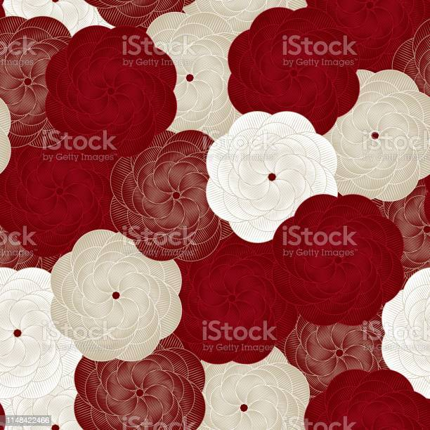 Vector seamless flower pattern beautiful floral background rose book vector id1148422466?b=1&k=6&m=1148422466&s=612x612&h=ypi1r3i4gqhh1tpqjpjf elyllrx7lfm7yigmbnsrx4=