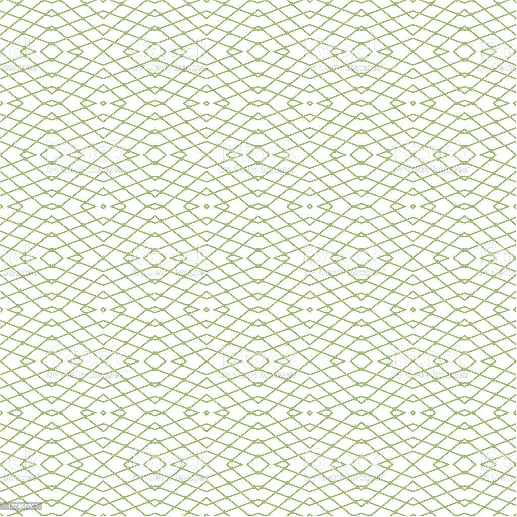 Vector seamless guilloche background vector art illustration