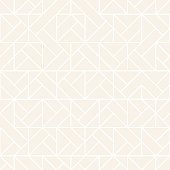 Vector seamless lattice pattern. Modern subtle texture with monochrome trellis. Repeating geometric grid. Simple graphic design background.