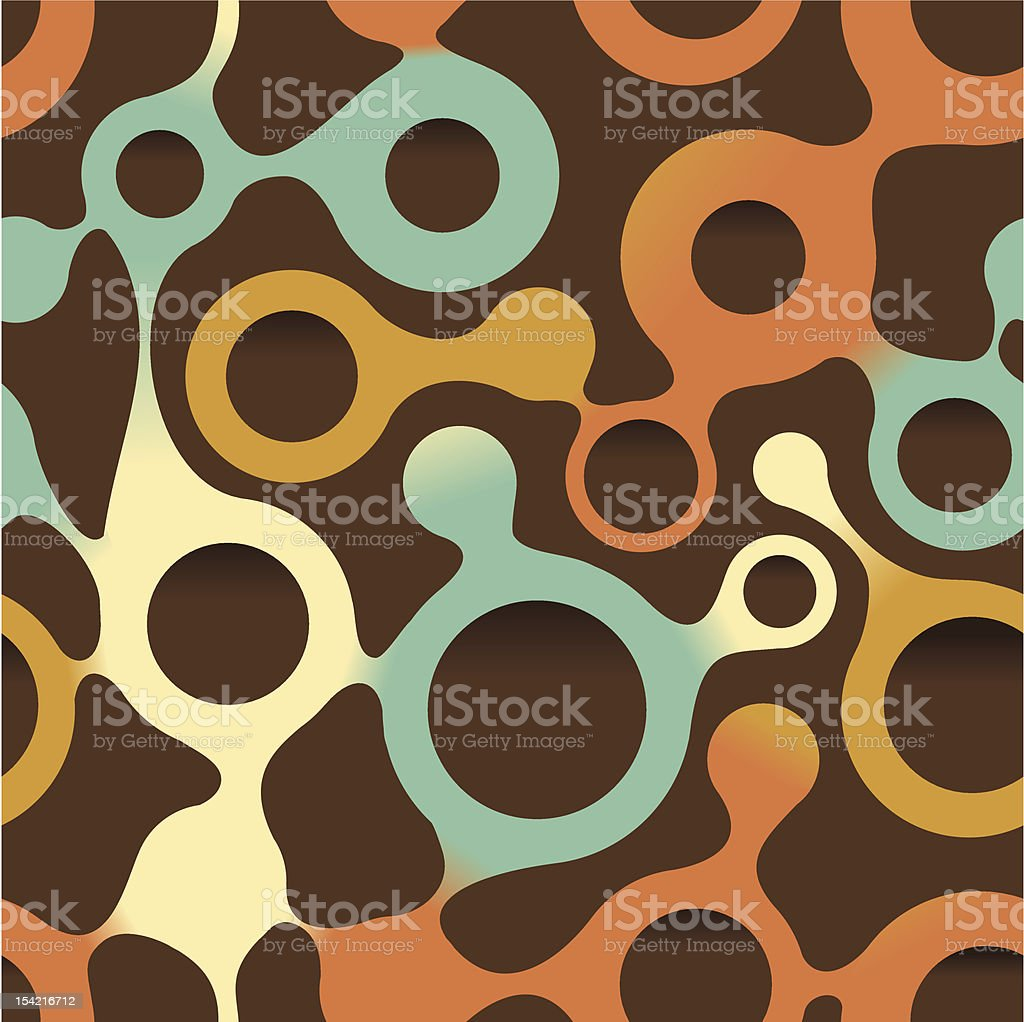 Vector seamless pattern background royalty-free stock vector art